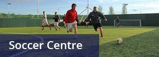 Soccer centre