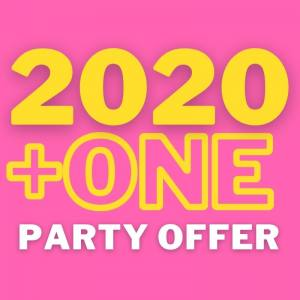 2020+One Party Offer!
