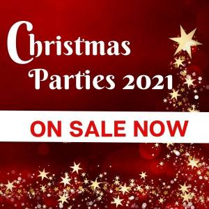 Christmas Party Nights are now on Sale!